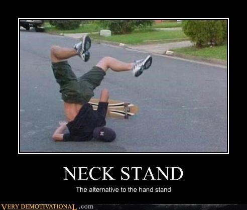NECK STAND