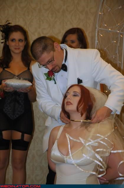 choker necklace,confusing,Crazy Brides,crazy groom,fashion is my passion,lindsay lohan,naughty,sm,slutty,surprise,were-in-love,wedding party,Wedding Themes,White Tuxedo,wtf