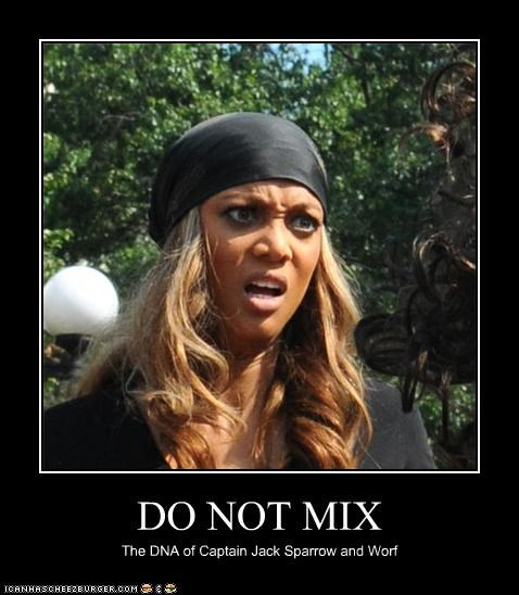 DO NOT MIX