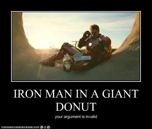 action movies,actor,awesome,donuts,iron man,movies,robert downey jr