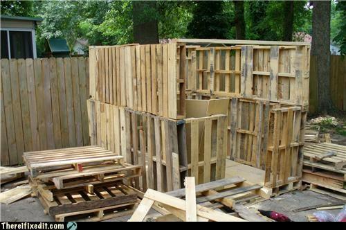 flammable,fork lift,impressive,pallet,shed