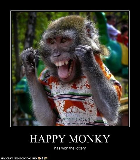 HAPPY MONKY
