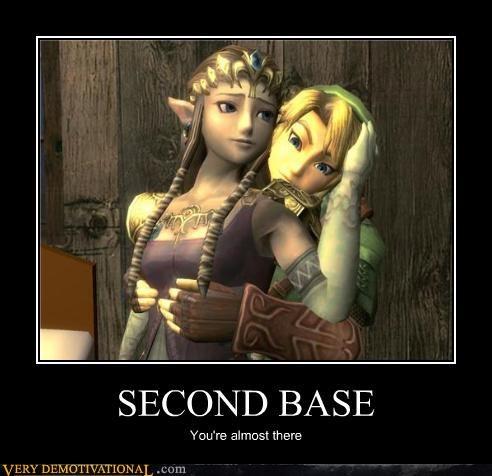 2nd base,impossible,link,video games,Videogames,zelda