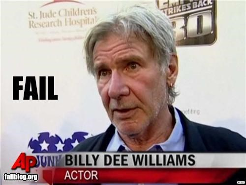 Billy Dee Fail