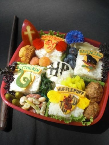 Harry Potter Bento