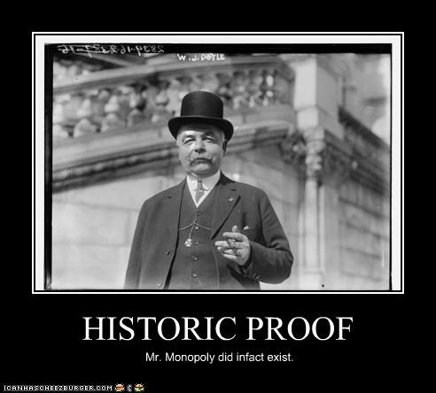 HISTORIC PROOF