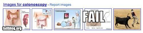 Image Search Fail