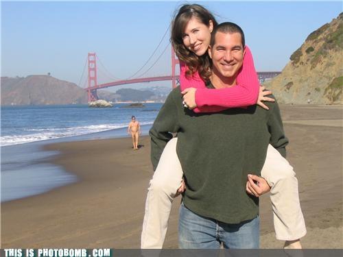 beach,golden gate bridge,nude,or close enough,san francisco,sexy times