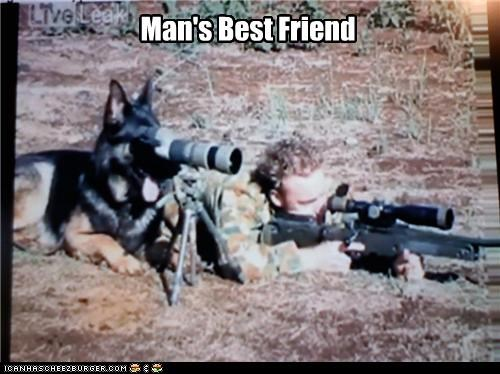 Man's Best Friend