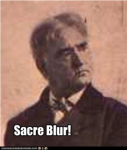 Sacre Blur!