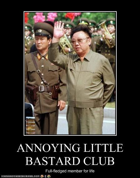 annoying,dictator,Kim Jong-Il,North Korea