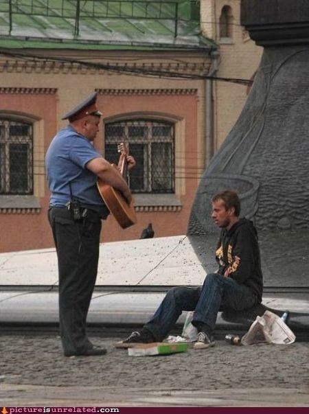 guitar,Music,police,roxanne,wtf,you-dont-have-to-put-on-the-red-light