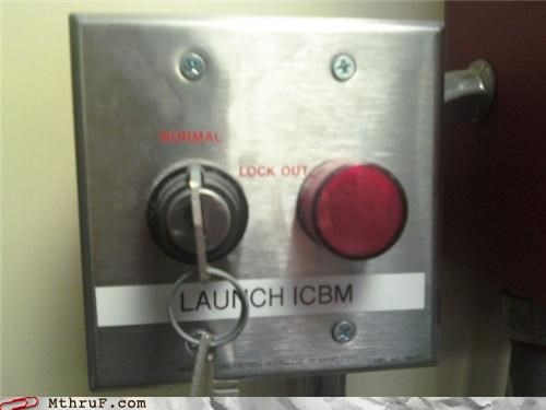 Dont Press The Red Button!