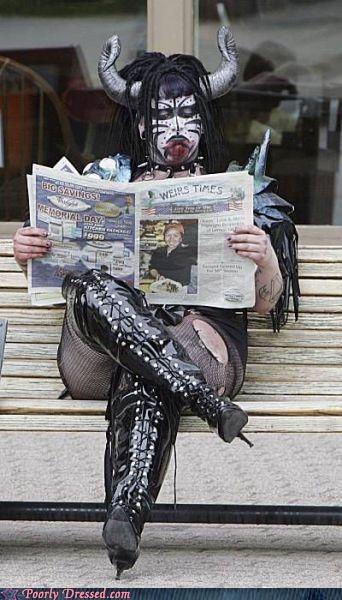 costume,goth