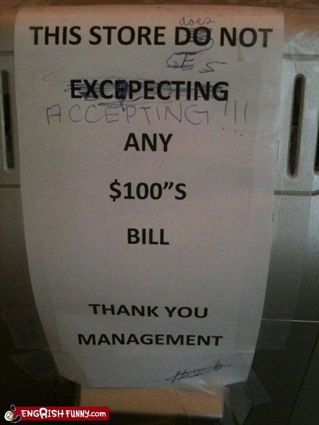 engrish,FAIL,notice,sign,WoW