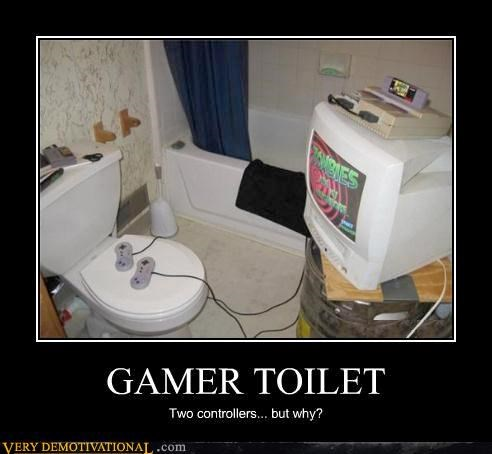 awesome,bathrooms,expanding reality,living the dream,mind blown,Pure Awesome,snes,zombies ate my neighbors
