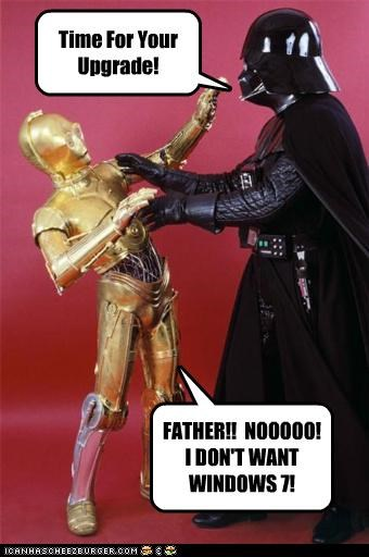 Yeah, He's Father To a LOT of Star Wars Characters...
