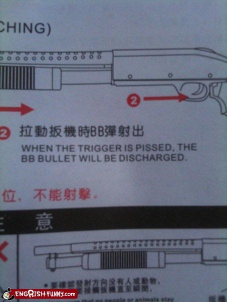 air rifle,instructions,pissed,trigger,Unknown