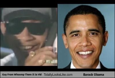 Guy From Whoomp There It Is Vid Totally Looks Like Barack Obama
