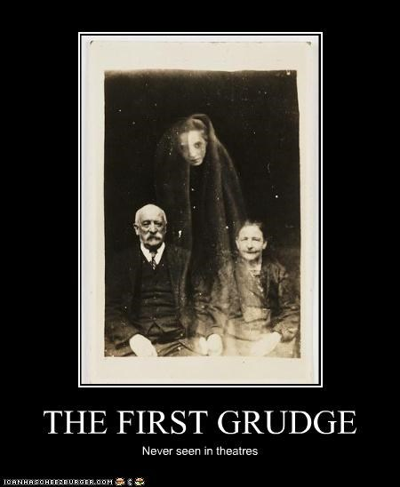 THE FIRST GRUDGE