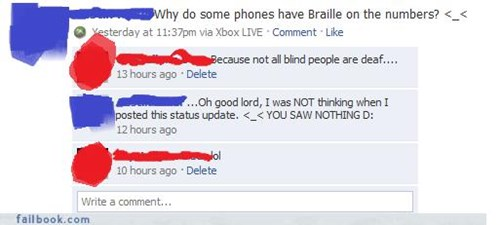 Braile Fail