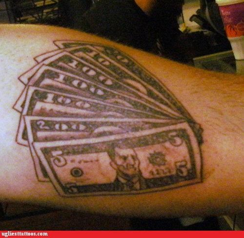200 Dollar Bills Yall