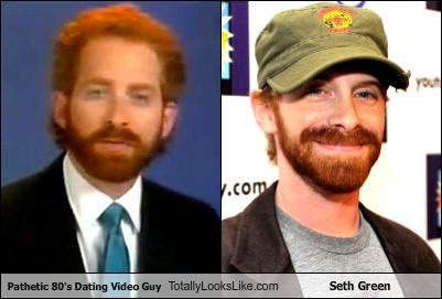 Pathetic 80's Dating Video Guy Totally Looks Like Seth Green