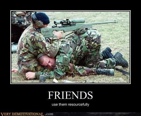 army guys,Awkward,combat,friends,guns,hilarious,military,sniper