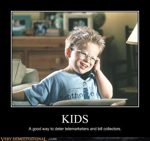 bills,impossible,Jerry Maguire,Jonathan Lipnicki,kids,lies,Lipnicki,phone calls