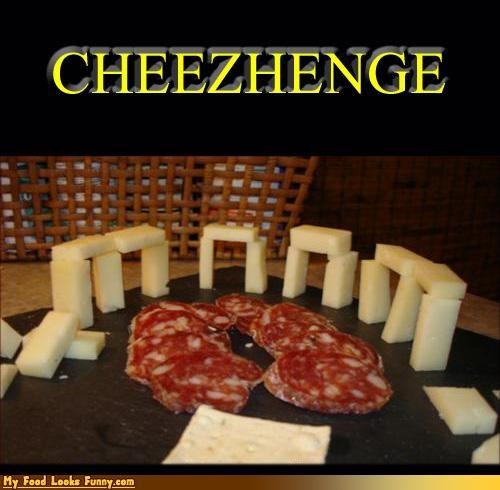 cheese,meats,mysteries,salami,stonehenge,wonders
