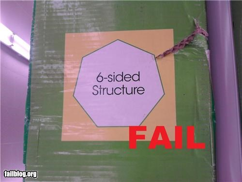 Hexagon Fail