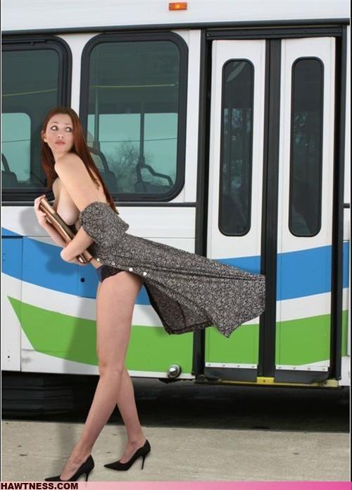 boobies,draft,dress,oops,Sexy Ladies,streetcar