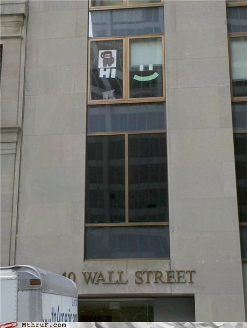 Window On Wall Street