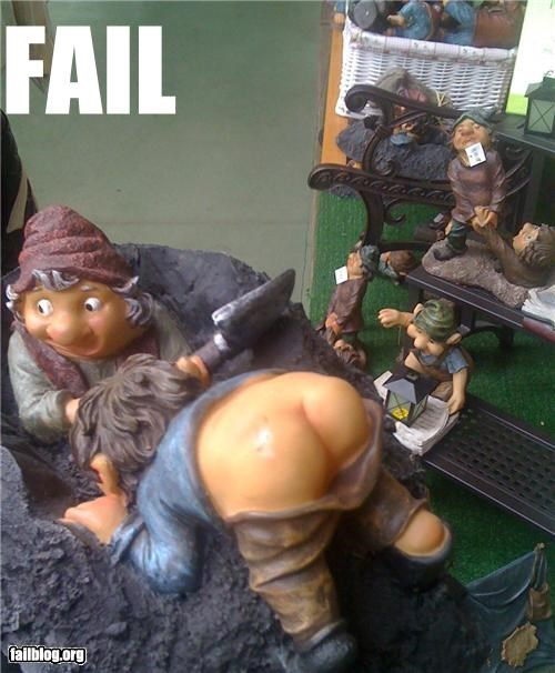 Figurine Fail