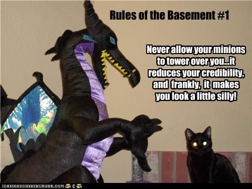 Rules of the Basement #1