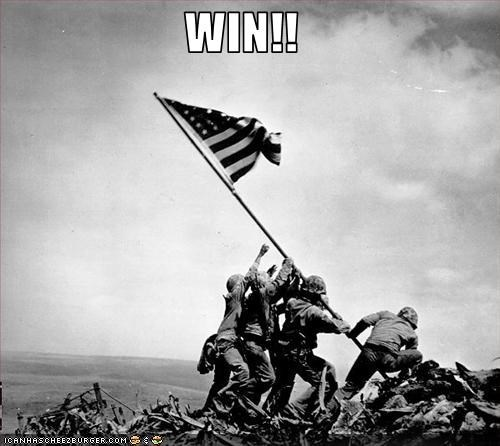 america,flags,soliders,victory,war,wins