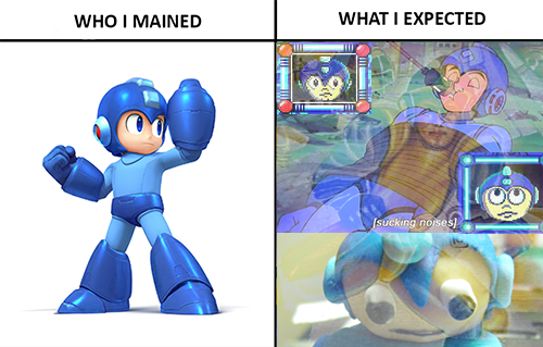 What I Expected Vs. What I Got: Super Smash Bros. Edition
