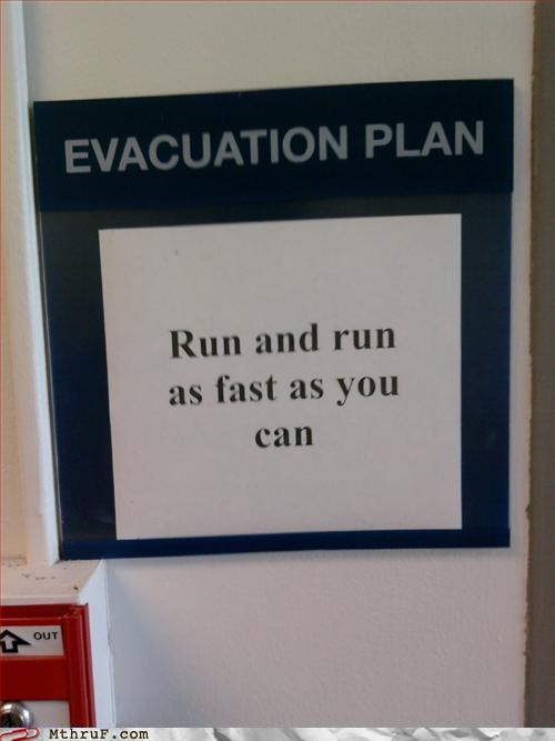 Youll Never Have Another Evacuation Plan
