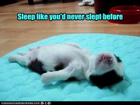 Sleep like you'd never slept before