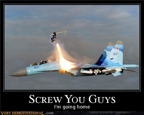 aircraft,Cartman quotes,hilarious,jets,planes,screw you guys