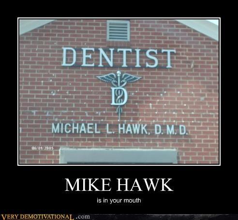MIKE HAWK