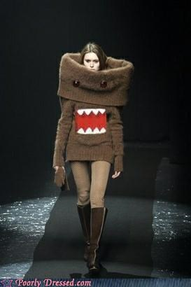 Domo Dress Owns My Soul
