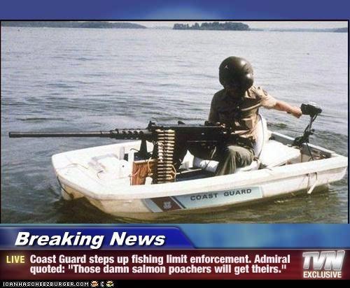 Breaking News - Coast Guard