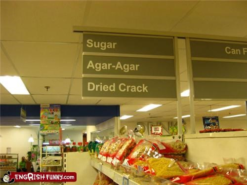 Dried Crack ...?