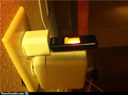 dual use,Kludge,night,USB