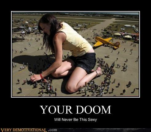 YOUR DOOM