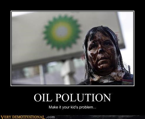 OIL POLUTION