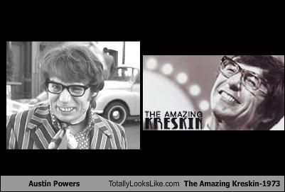 actor,comedian,mentalist,Mike Meyers,movies,The Amazing Kreskin