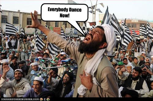 Everybody Dance Now!