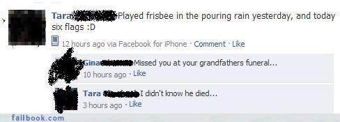 A Frisbee Game To Die For